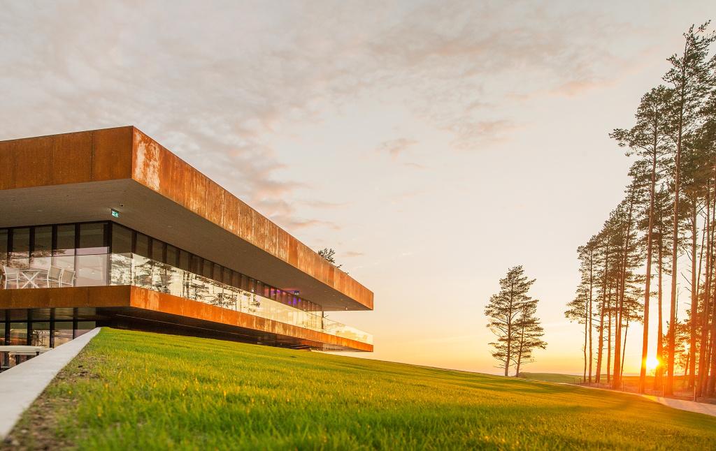 Pärnu Bay Golf Links tähistab reedel esimest sünnipäeva
