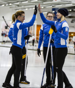 Foto: Maailma Curlingu Föderatsioon