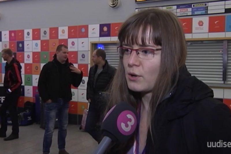 Video! Helin Paara tõi Eestile esimese Euroopa meistritiitli MMA-s