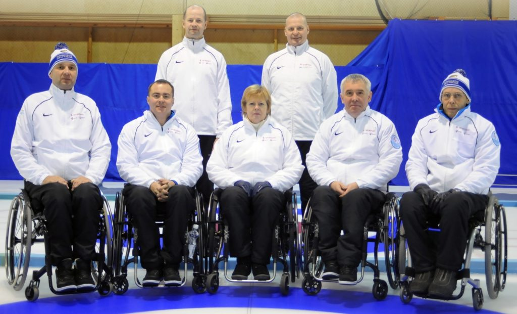 World Wheelchair-B Curling Championship 2015
