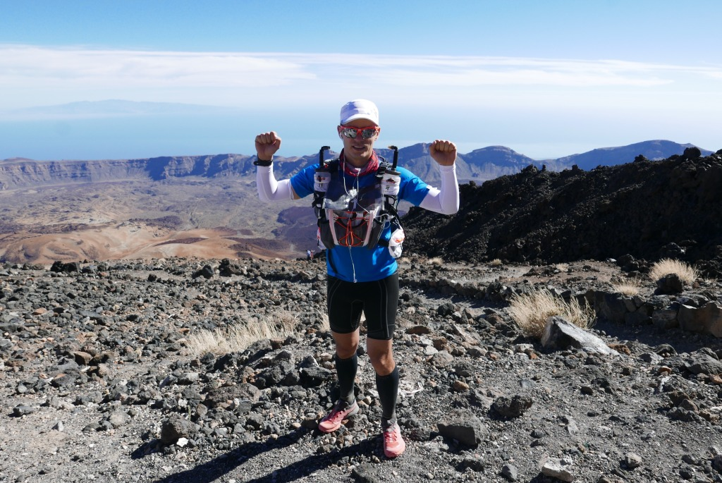 Fotod! Kõrbemaratoniks Tenerifel valmistunud Joel Juht: atmosfäär, mis tekkis metsades ja mägedes, oli võimas
