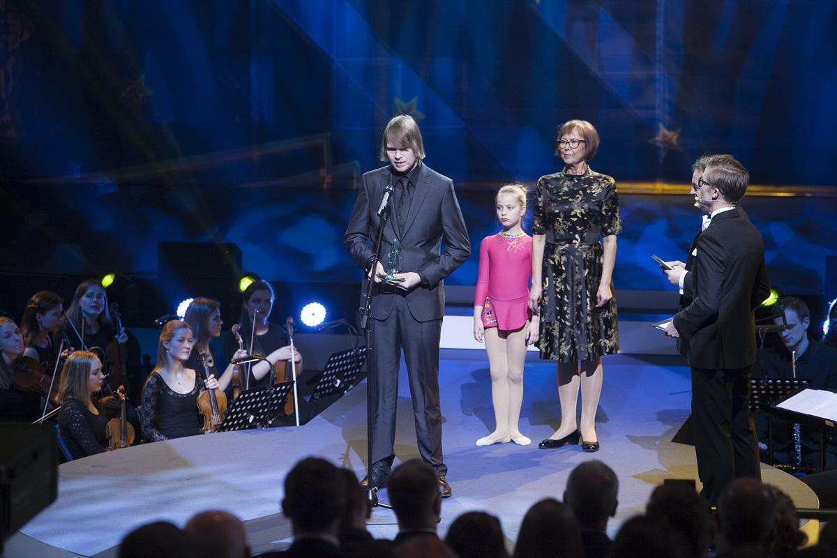 Palju õnne! Eestimaa Spordihing 2016 auhind anti üle Timo Tintsile