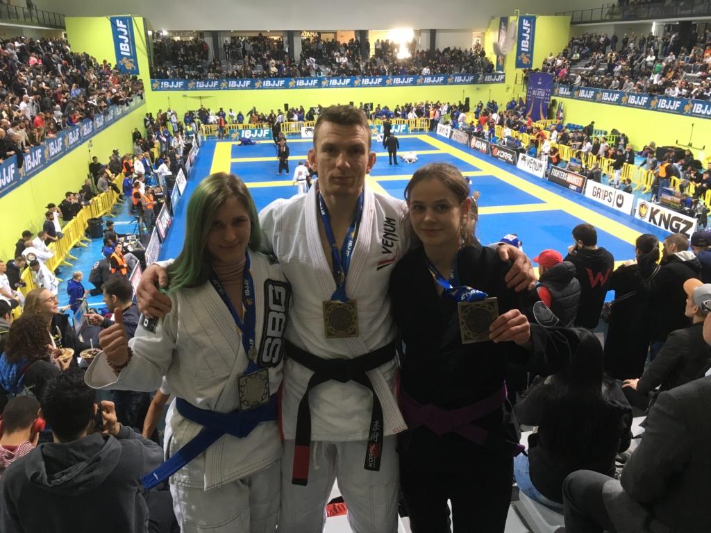 Eesti sportlased võitsid Euroopa meistrivõistlustelt Brasiilia jiu-jitsus kolm medalit