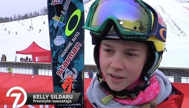 VÄGEV! Kelly Sildaru nimetati spordimaailma Oscari nominendiks