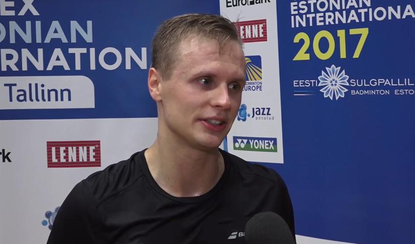 Eesti sulgpallurid võitsid kodusel Euroopa Karikaetapi esimeses ringis vastaseid