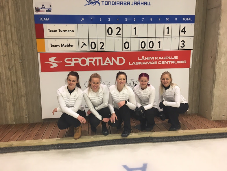 Eesti meister Team Turmann