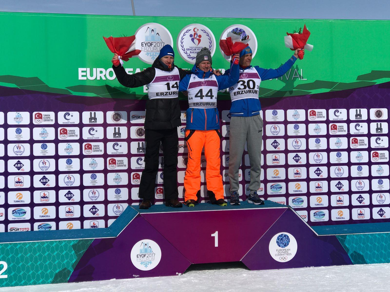 Palju õnne! Kristo Siimer võitis Euroopa noorte olümpiafestivalil hõbemedali