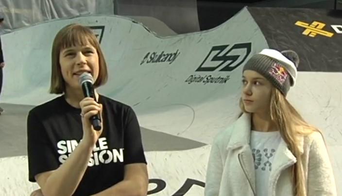 President Kersti Kaljulaid ja Kelly Sildaru avasid Simple Sessioni