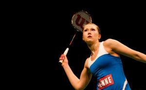 Getter Saar  Foto: Mark Phelan / Badminton Europe