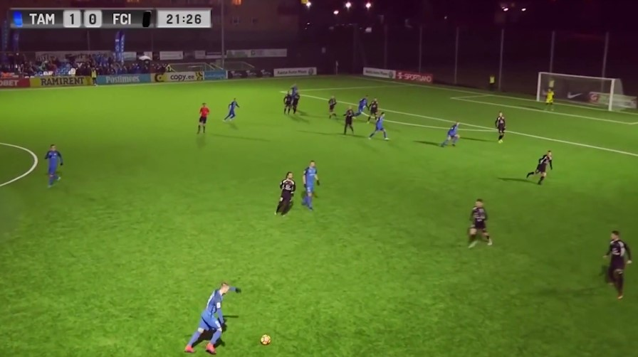 OTSE! Valitsev Eesti meister FCI Tallinn: meid ootab ees mäng väga tugeva meeskonna vastu