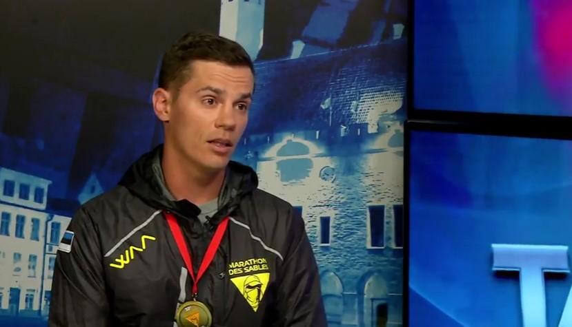 TALLINNA TV-S! Sahara ultramaratonilt naasnud Joel Juht jagab muljeid oma elu suurimast väljakutsest