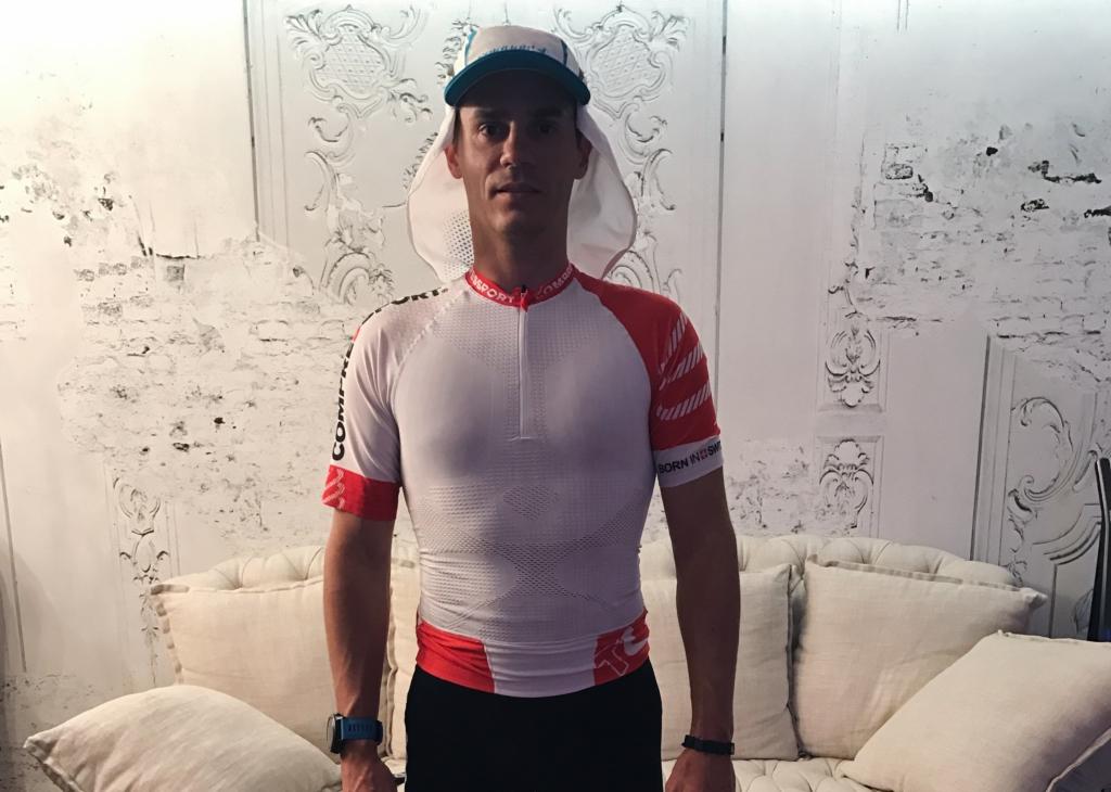 Ultramaratonile Marathon Des Sables siirduv Joel Juht läheb 10 päevaks tsivilisatsioonist eemale