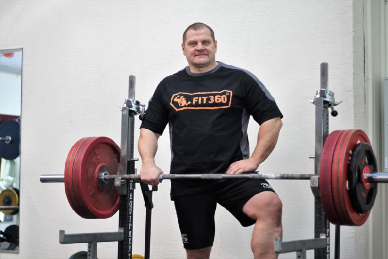 Laupäeval peetakse Eesti meistrivõistlused lamades surumises