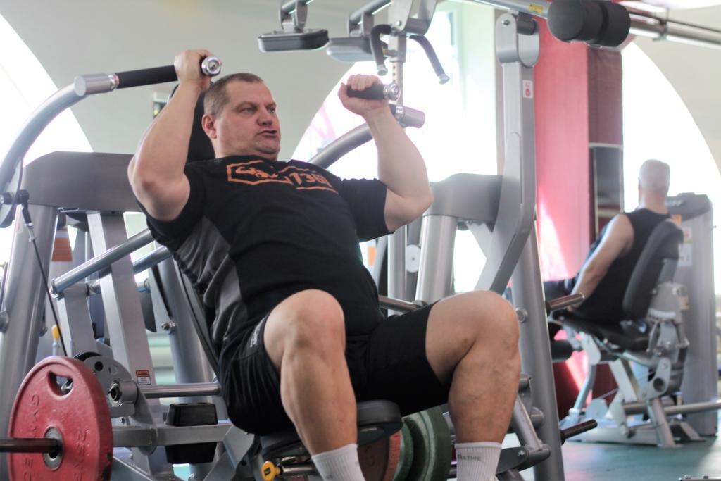 Spordikangelane Kaido Leesmann: võistluspinge näitab, millise inimesega on tegu