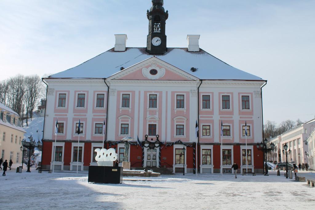 Tartu linn toetas noorsportlasi ja tuleviku olümpialootusi üle 40 000 euroga