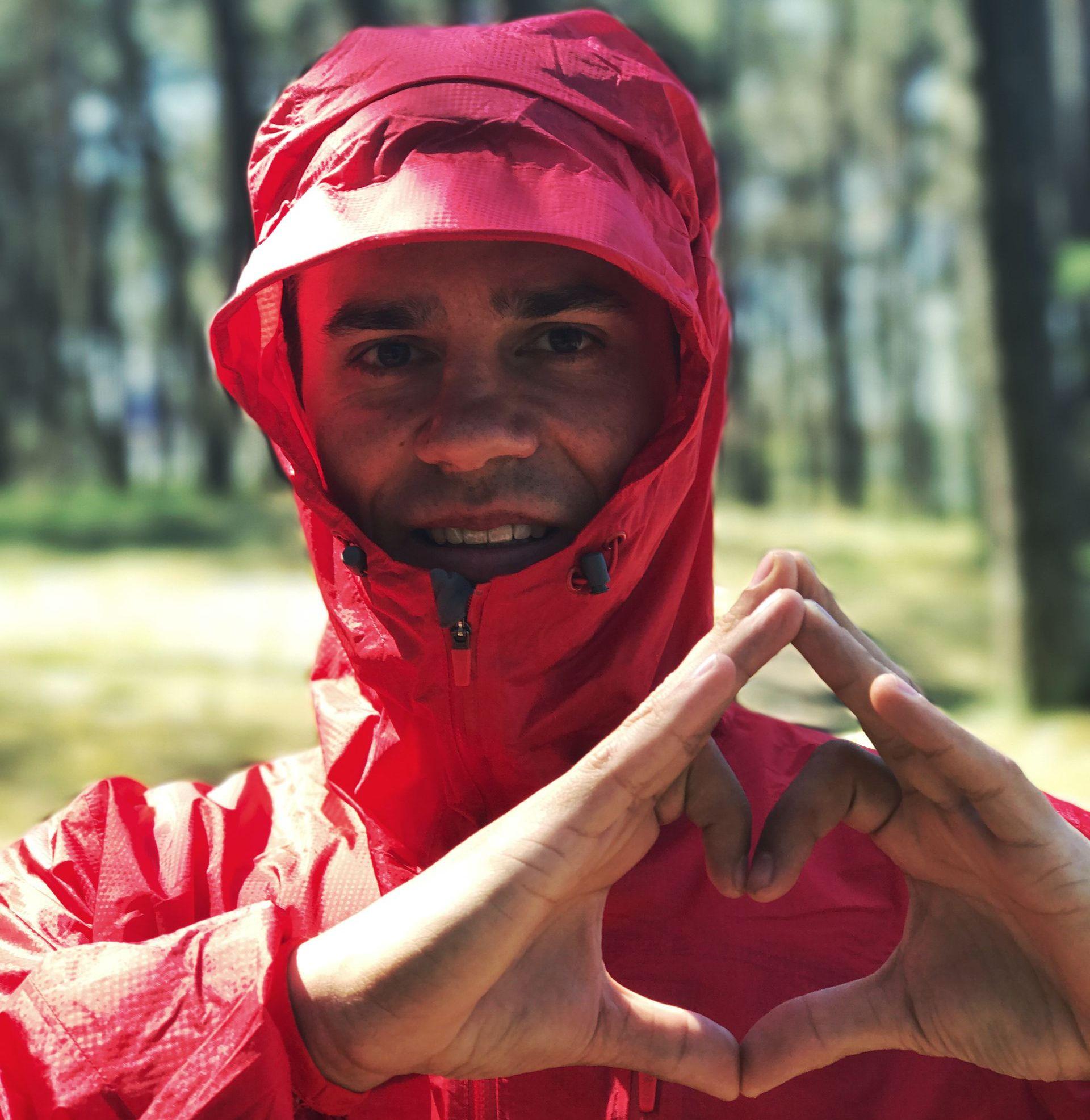 Aitäh headele inimestele! Joel Juhi jooks Tallinnast Jõgevale lisas tervisepargi rahastusse ligi 1000 eurot
