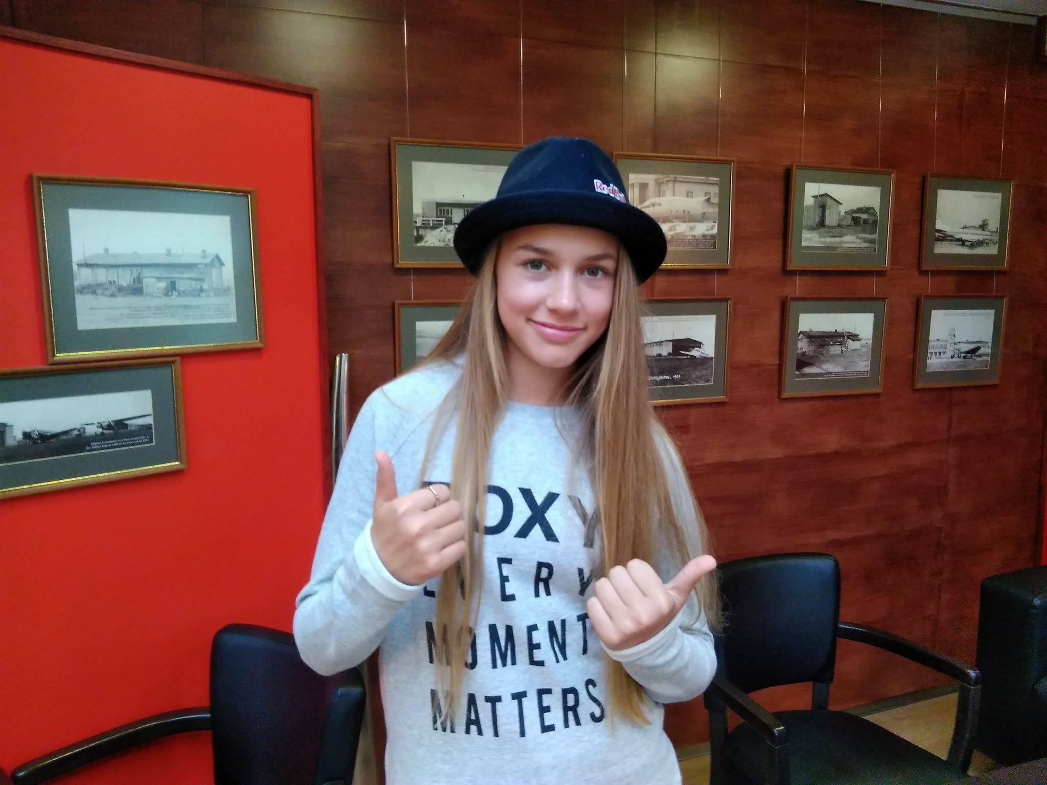 Palju õnne! Kelly Sildaru pälvis Euroopa Olümpiakomitee auhinna