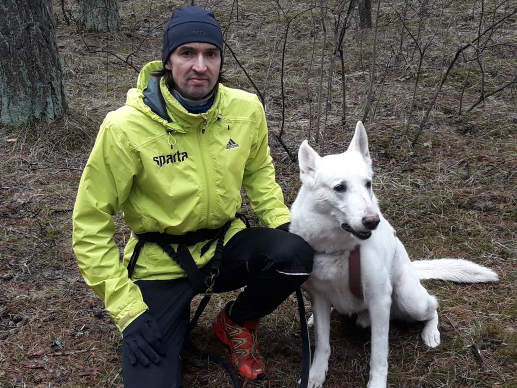 Vahva! Sparta korraldab ühise jooksutrenni koertele ning nende peremeestele