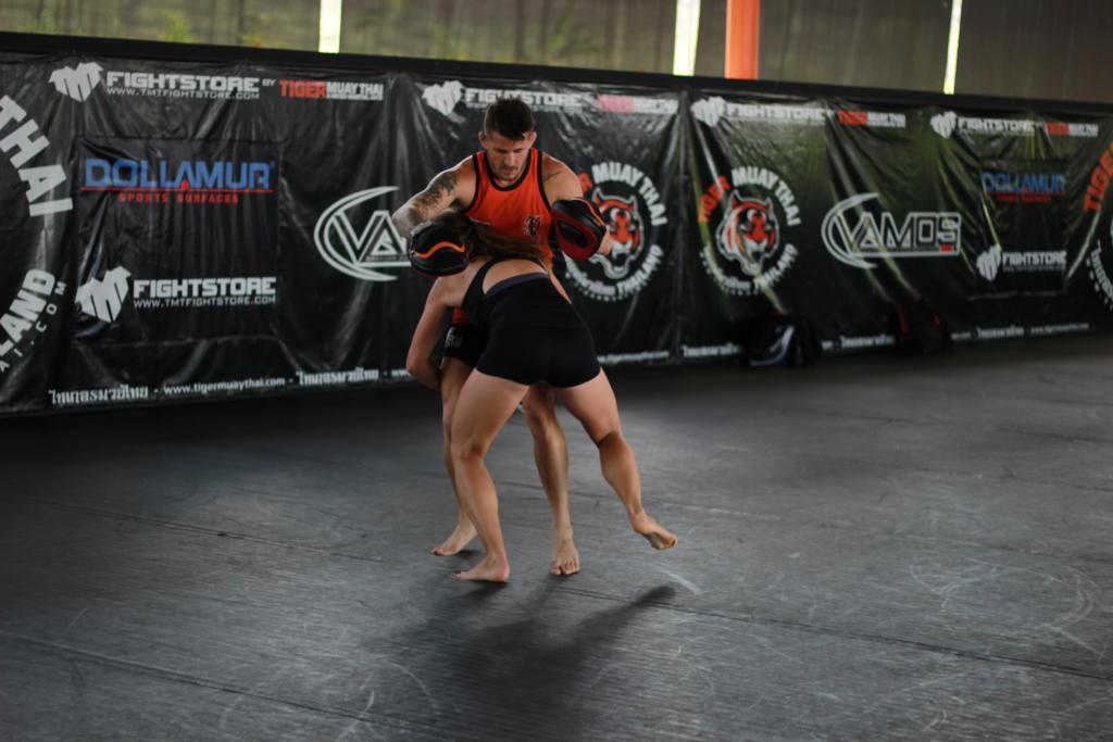 Amatsoon Sandra Luik: jiu-jitsu on huvitav, sest tehnikate variatsioone on meeletult palju ja see nõuab pidevat õppimist