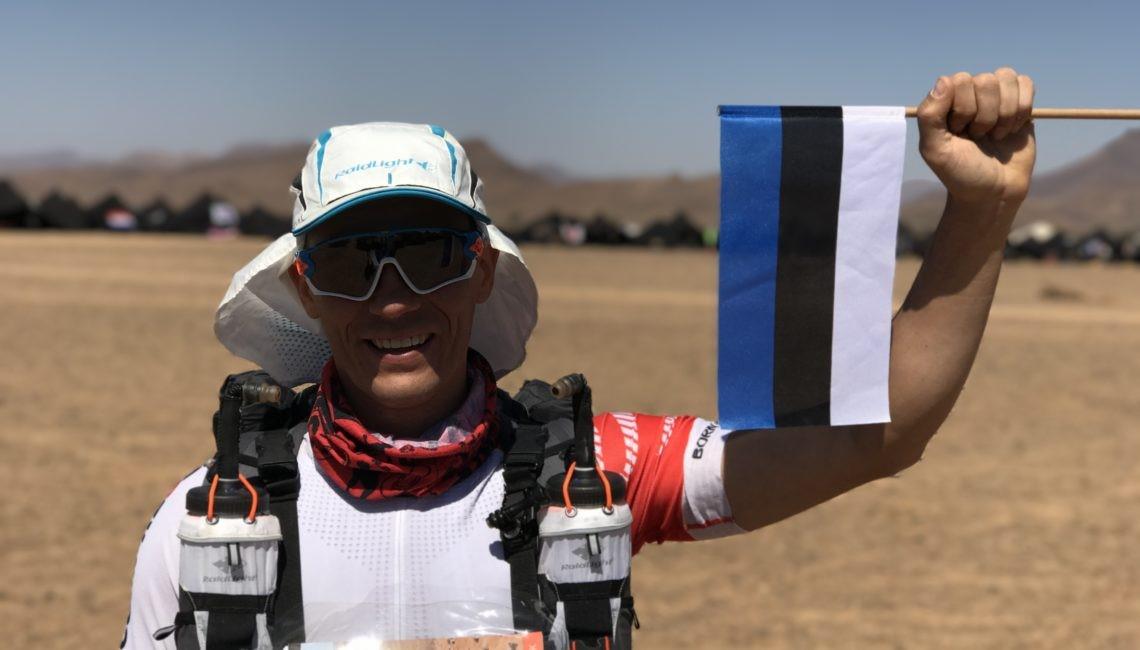 Joel Juhi emotsionaalne videopäevik: dokkreportaaž otse kõrbelisest jooksupõrgust