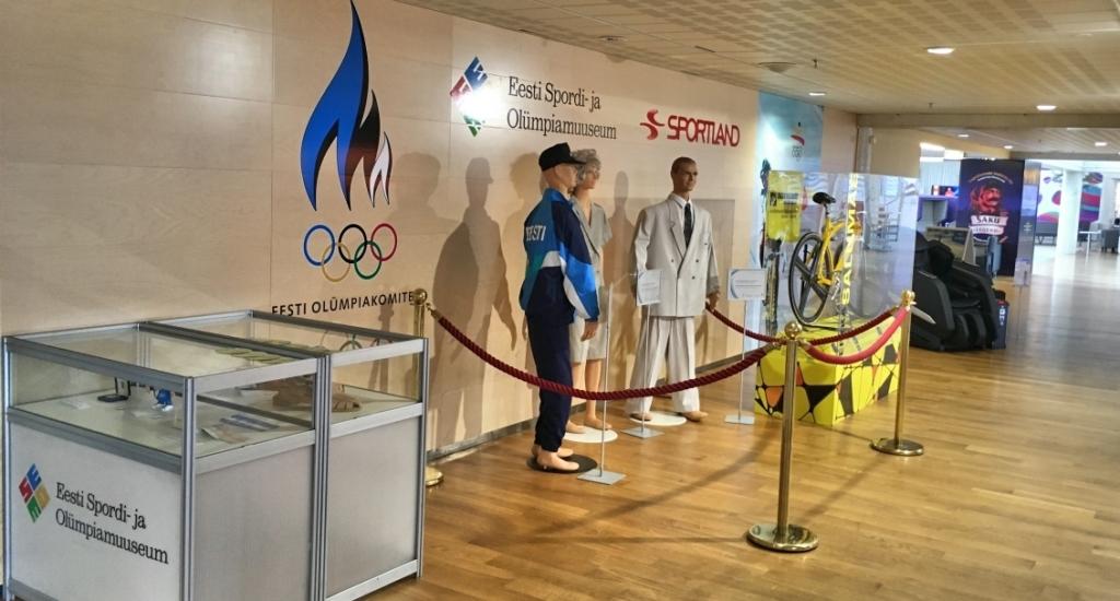 EOK avas Tallinna LennujaamasBarcelona 1992 olümpiamängude juubeliväljapaneku