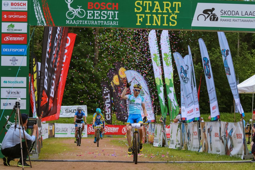 Bosch Eesti Maastikurattasarja V etapi võitsid Caspar Austa ja Greete Steinburg
