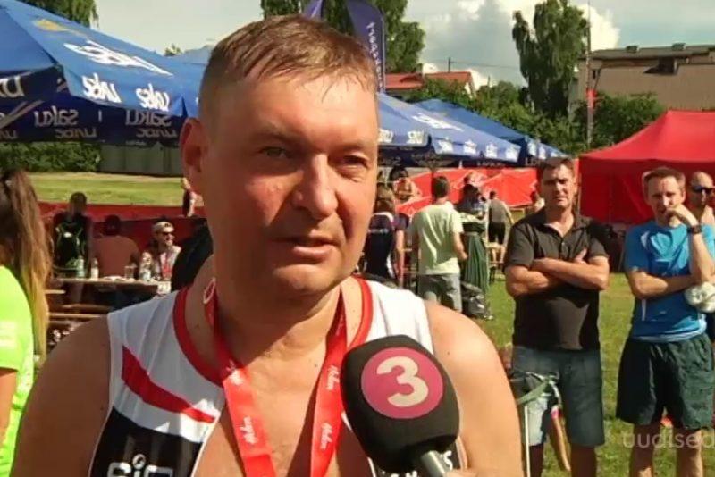 010cb963a40 Video! Kuidas kulgeb Raivo E. Tamme ettevalmistus Ironmani triatloniks?