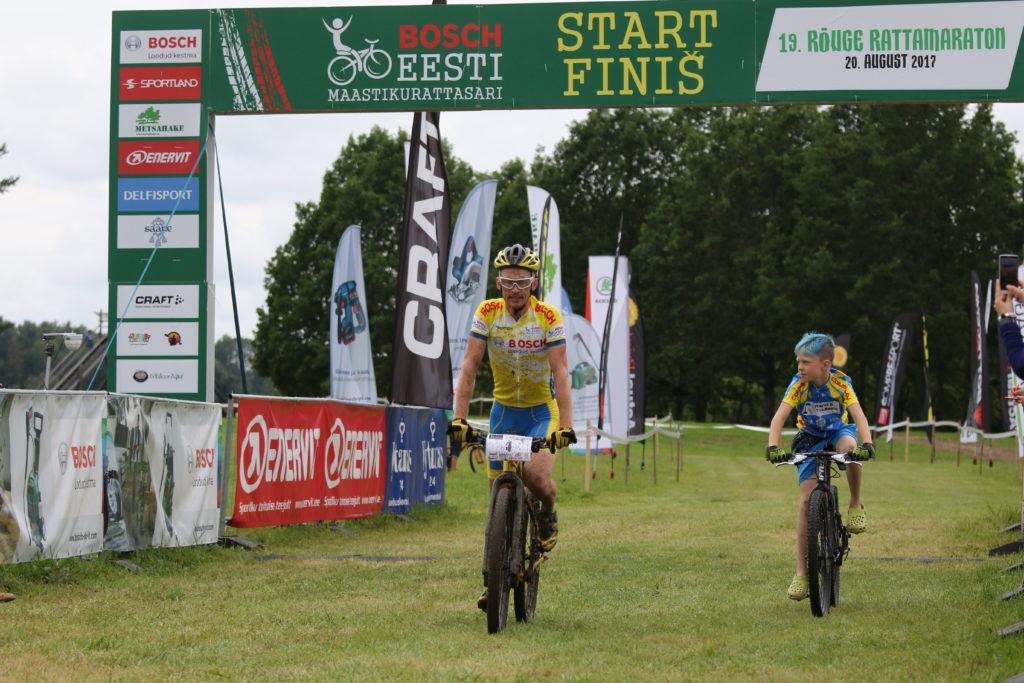 Palju õnne! Rõuge Rattamaratoni võitsid Caspar Austa ja Greete Steinburg