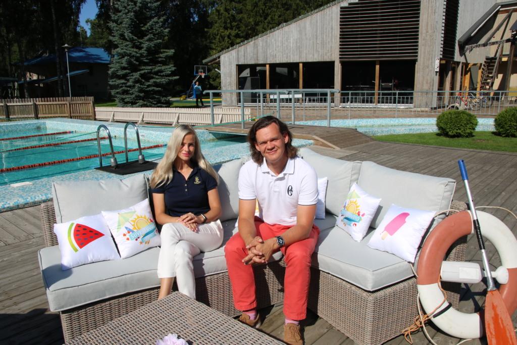 VIDEO! Golfiinimesed Gerli Rosenfeld ja Hanno Kross selgitavad, miks golf lahe on