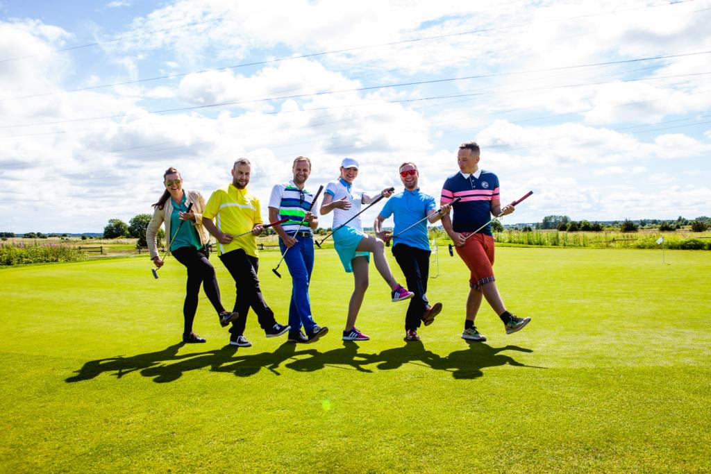 LÕBUS GOLFIVIDEO! Kas sina tead, mis asi on golfidemo?