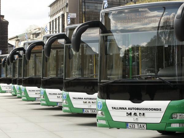 SÕIT SPORTLASTELE TASUTA! SEB Tallinna Maratonil osalejad saavad tasuta ühistransporti kasutada