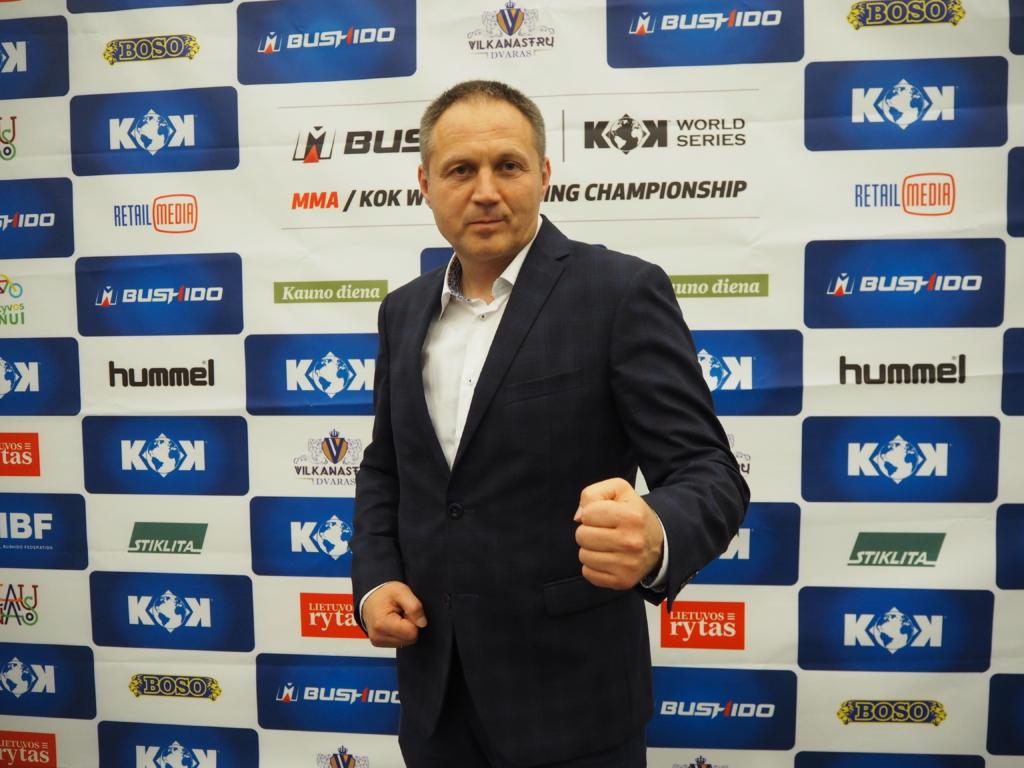 FOTOD! Vaata, kes astuvad homme Kaunases King of Kingsil ringi