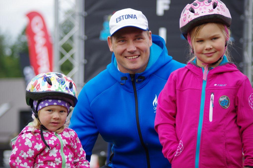 FOTOD! EOK tähistas Gerd Kanteri ja Tõnu Tõnistega olümpiapäeva