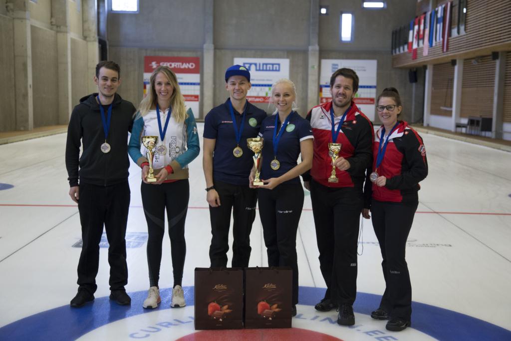 Eesti curlinguvõistkond alistas maailmameistrid