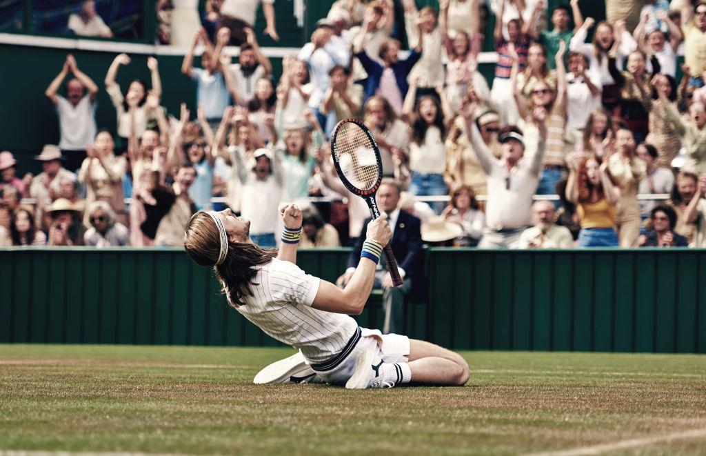 """VIDEO! Peagi kinodesse jõudev """"Björn Borg ja McEnroe"""" toob ekraanile kahe tenniselegendi ajaloolise duelli"""
