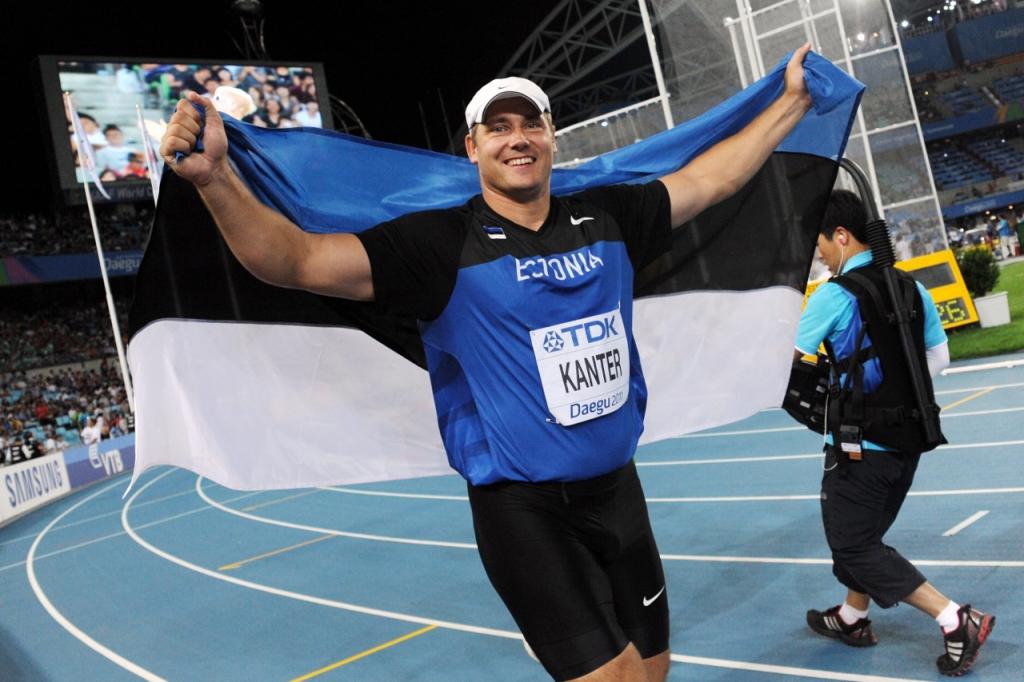 Gerd Kanter valiti Euroopa Olümpiakomiteede sportlaskomisjoni juhiks