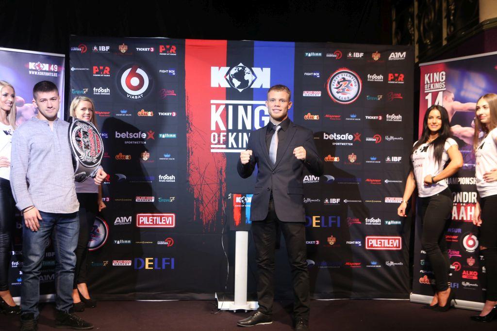 King of Kings tiitlimatšis osalev Markko Moisar: tunnen, et midagi uut on tulemas, kas siis vanust juurde või see tiitel!