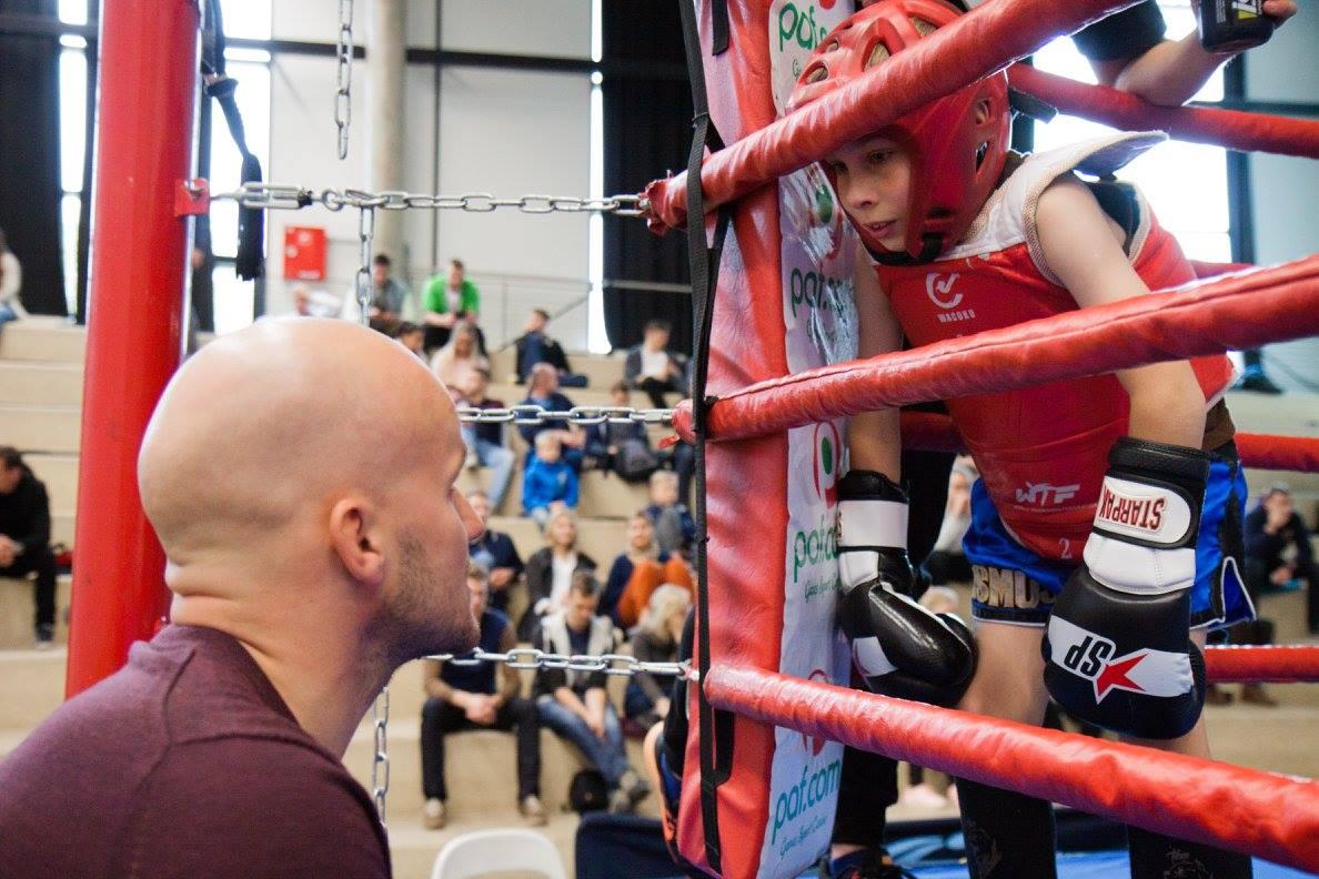SPARTA SPORDIKLUBIS! Muay Thai Liiga jõuab isadepäeva eel teise etapini