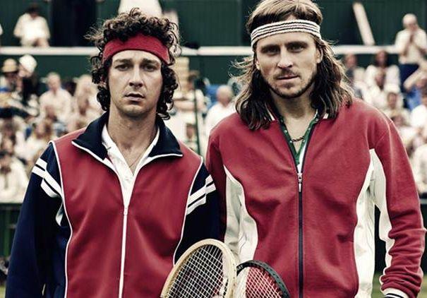 VIDEO! Neljapäeval jõuab kinodesse eluloodraama Rootsi tenniselegendist Björn Borgist