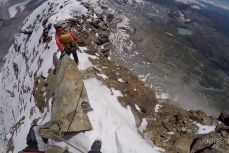 VIDEO! Eesti aasta parim alpinist on Meelis Luuka