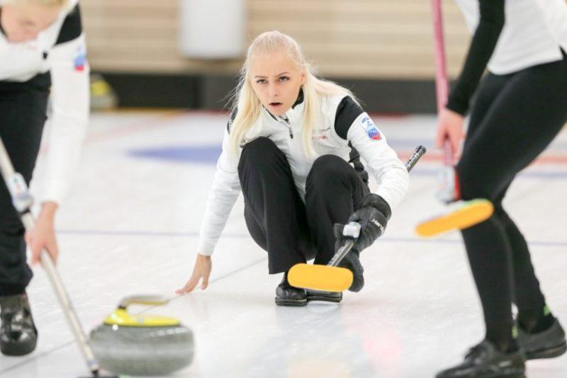 Eesti curlingunaiskond jätkab EM-il võidukalt