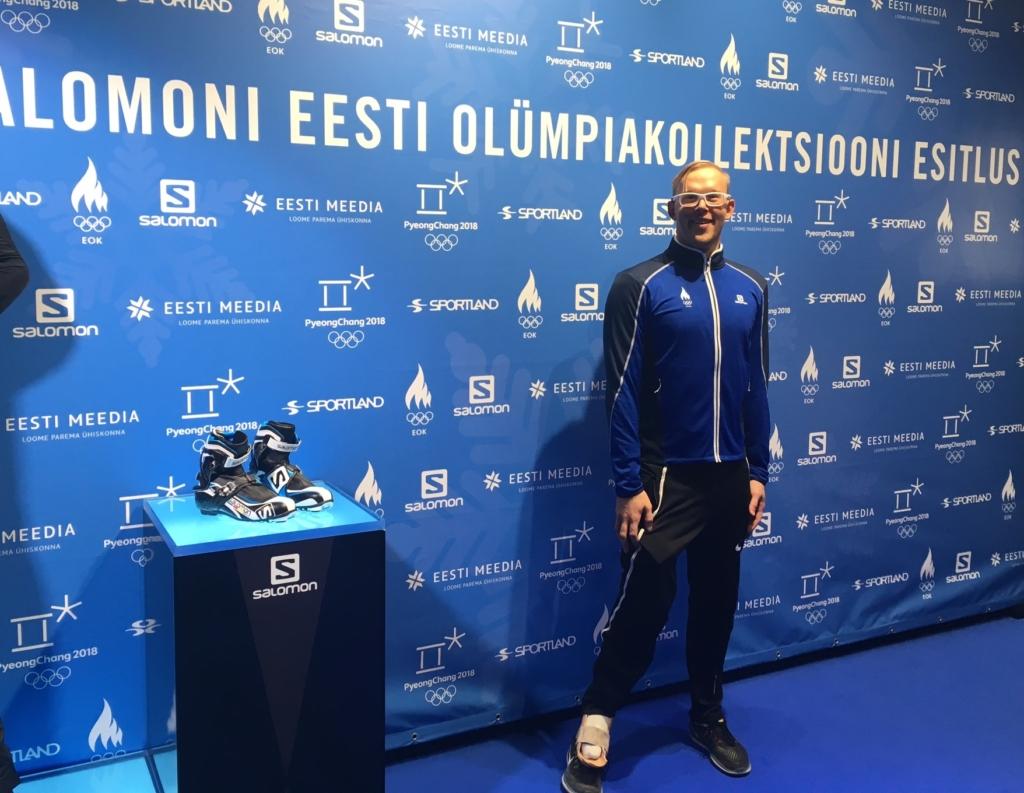 Ujuja Kardo Ploomipuu teeb Eesti spordiajalugu