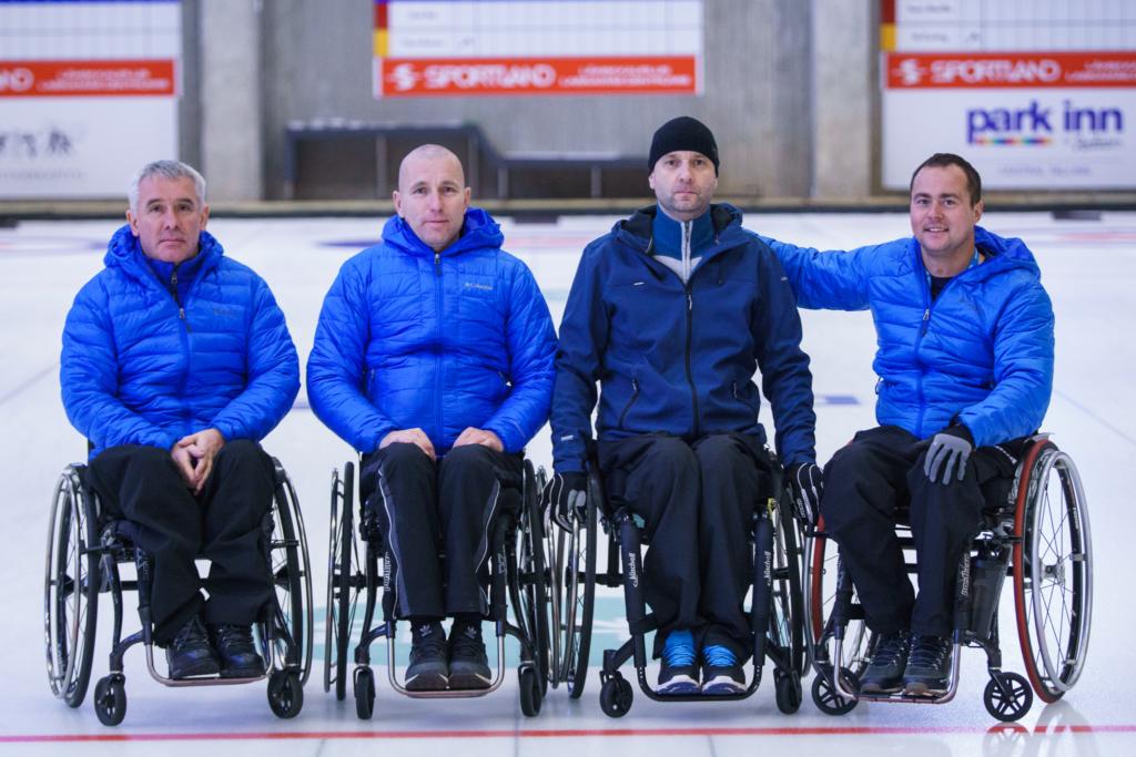 Täna toimub Tallinnas esimene ratastoolicurlingu võistlus