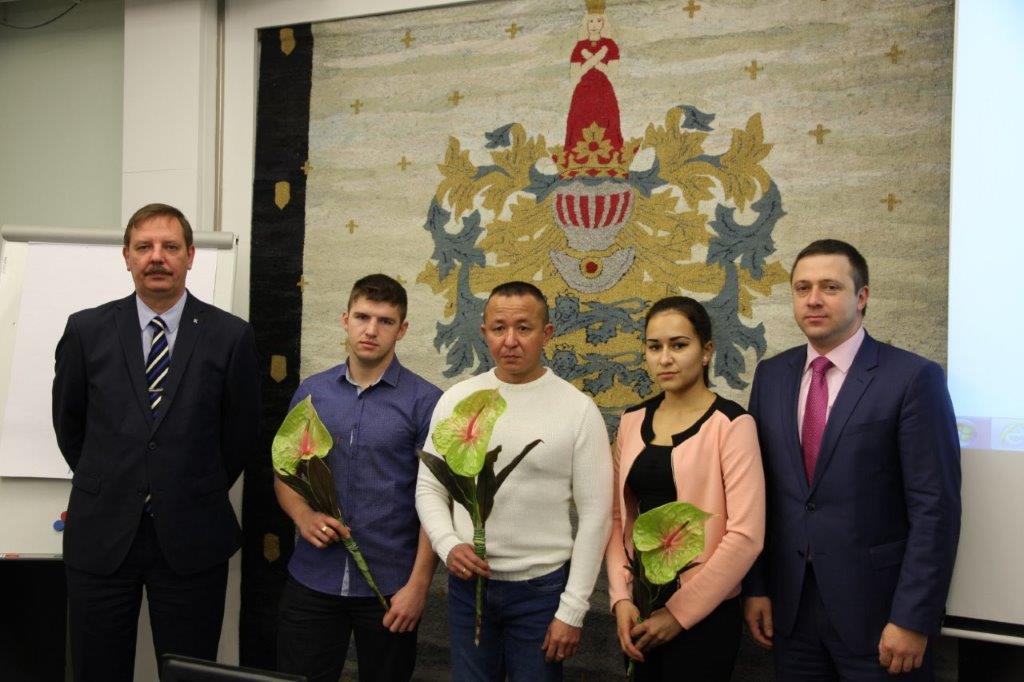 Tallinn premeerib edukalt võistelnud sportlasi ja nende treenerit