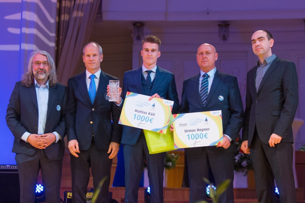 MÄRKA JÄRGNEVAT PÕLVKONDA! Jalgpallur Mattias Käit pälvis EOK järelkasvutiimi stipendiumi