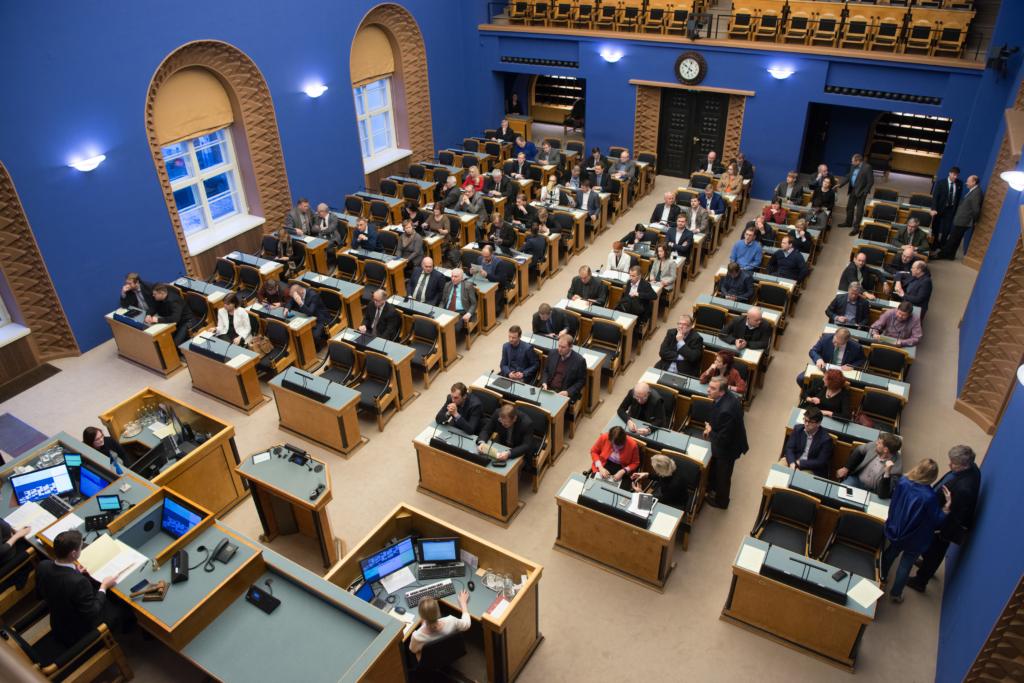 Riigikogu liikmed moodustasid erivajadustega inimeste spordi toetusrühma