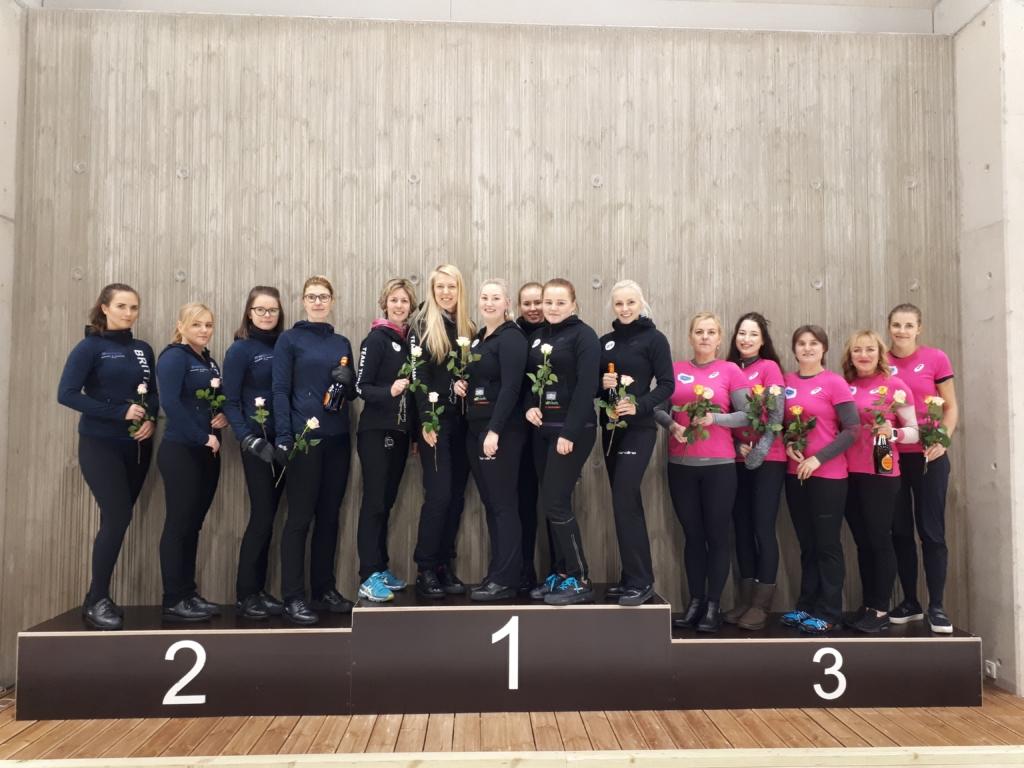 Selgusid Eesti parim naiskond ja meeskond curlingus