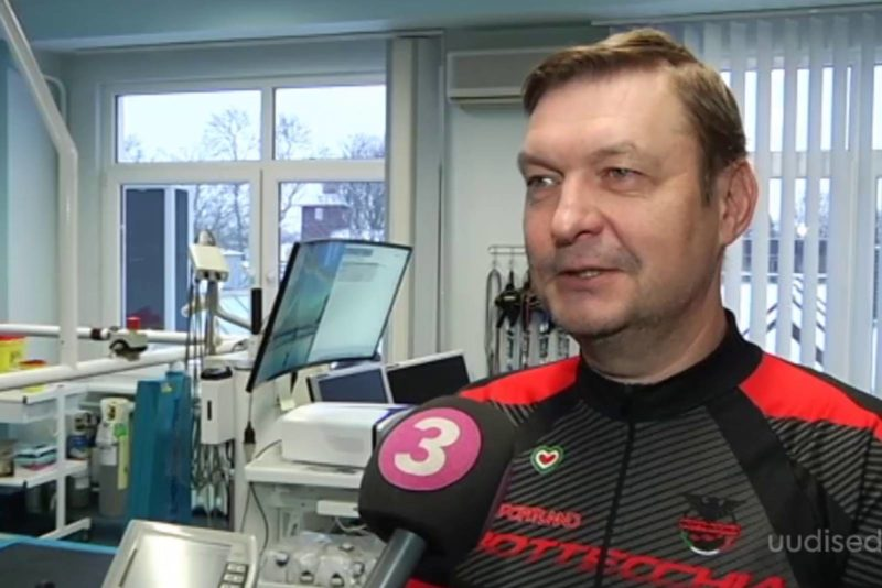 Video! Raivo E. Tamm valmistub uueks triatloniks
