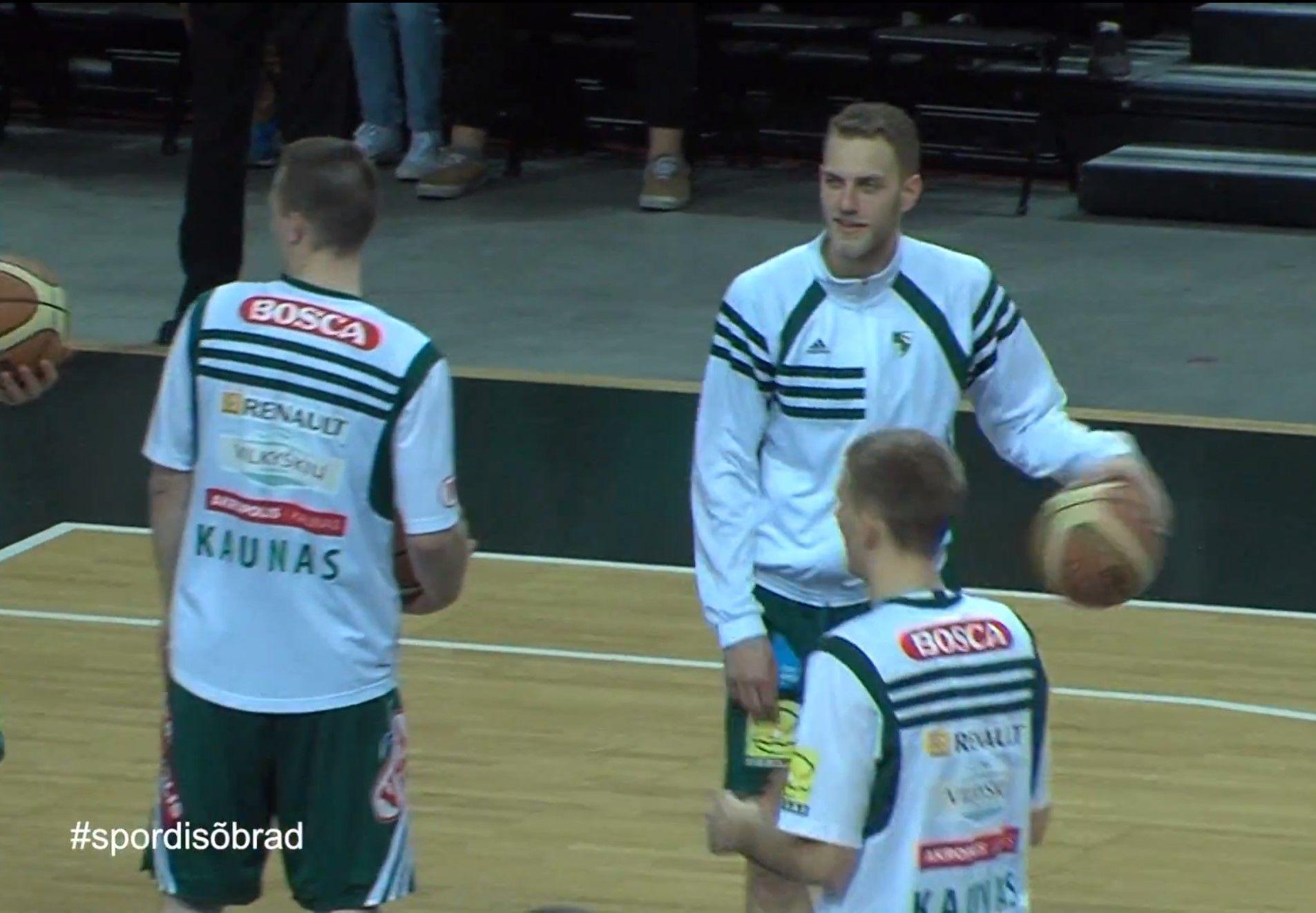 Video! Tallinna TV näitab Siim-Sander Vene mänge Itaalia meistriliigas