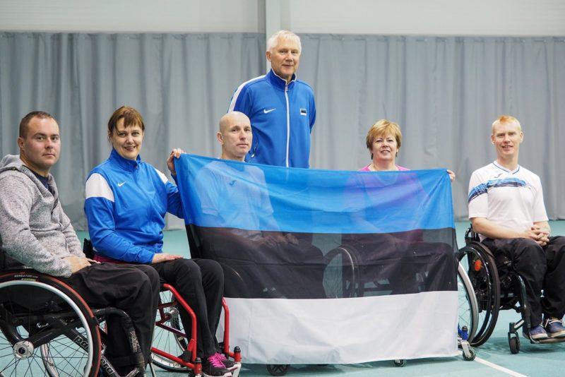 Ratastoolisportlased kingivad vabariigi aastapäeval Eestile põneva spordisündmuse